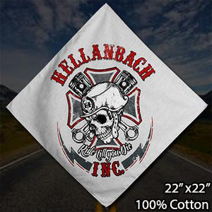 Bandanas - Ride Till You Die Bandana V2