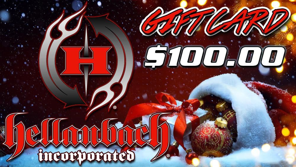 Gift Card - Gift Card From Hellanbach