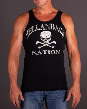 Mens Beater - Hellanbach Nation