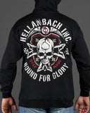 Mens Hoodie - Bound For Glory Hooded Pullover