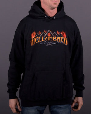 Burning Ace Hooded Pullover