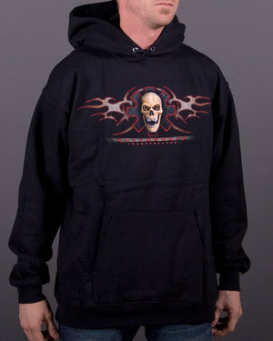 Fear No Evil Hooded Pullover