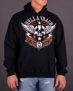 Hell Bent Hooded Pullover
