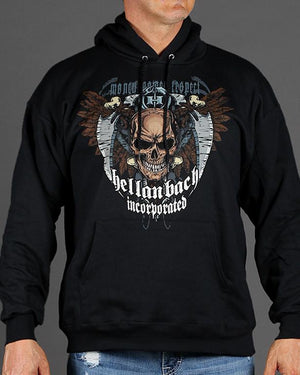 Reaper Hooded Pullover