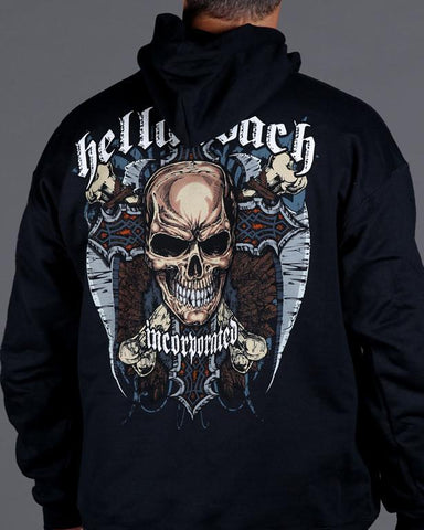 Image of Mens Hoodie - Reaper Hooded Pullover