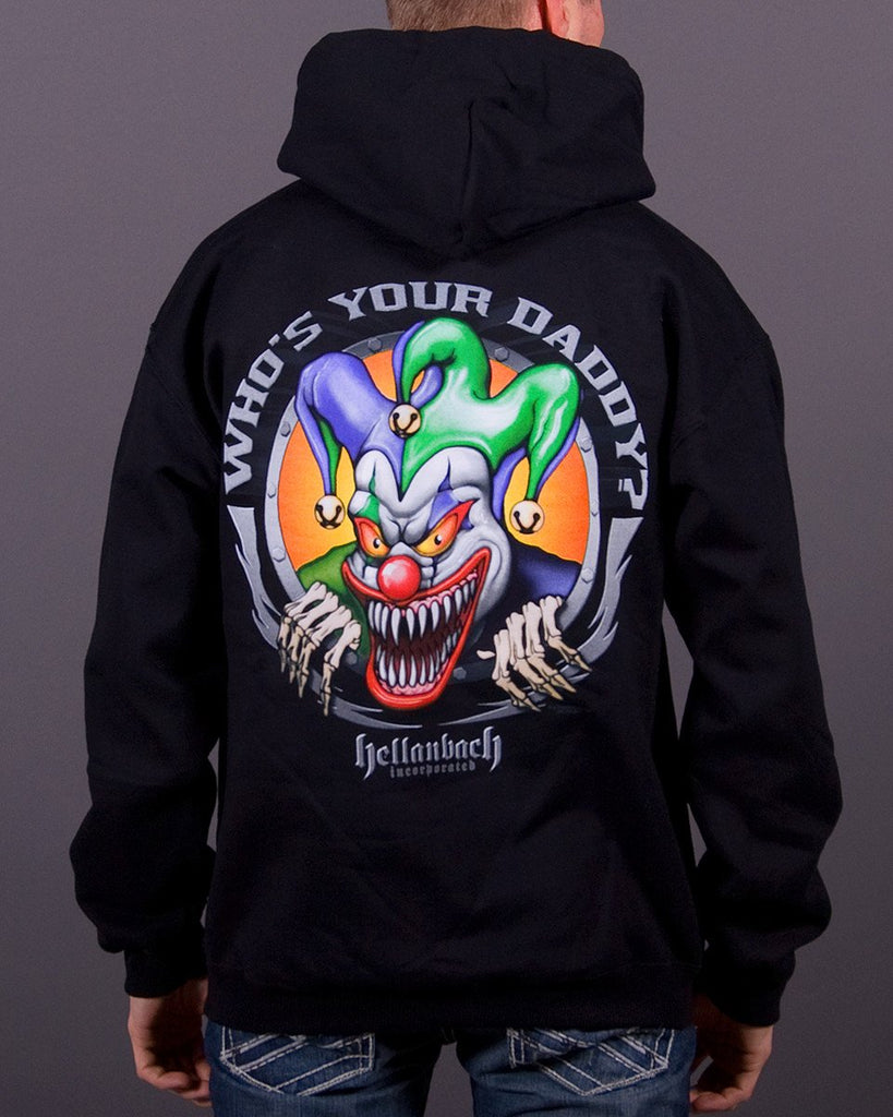 Mens Hoodie - Who's Your Daddy? Hooded Pullover