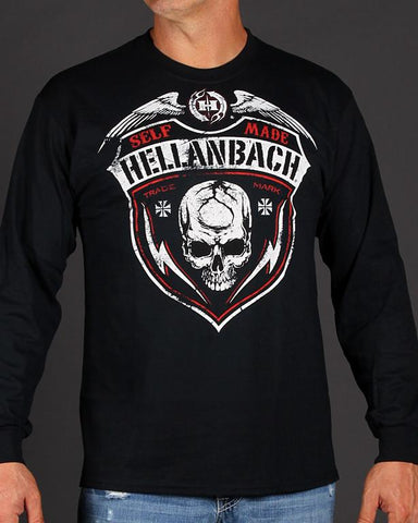 Image of Mens LS T-Shirt - Bound For Glory Long Sleeve