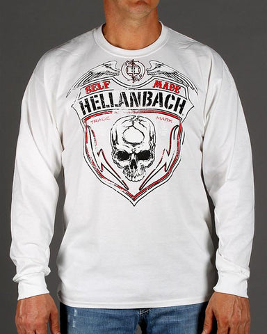 Mens LS T-Shirt - Bound For Glory Long Sleeve
