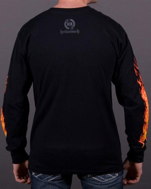 Fire Star Long Sleeve