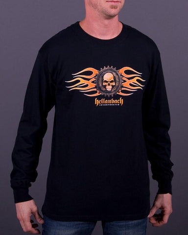 Mens LS T-Shirt - Gearhead Long Sleeve