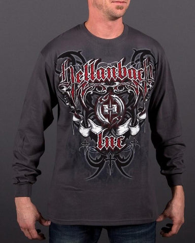 Mens LS T-Shirt - Hellraiser Long Sleeve