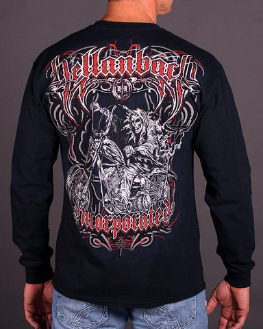 Image of Mens LS T-Shirt - Hellraiser Long Sleeve