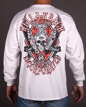 Mens LS T-Shirt - High Octane Long Sleeve
