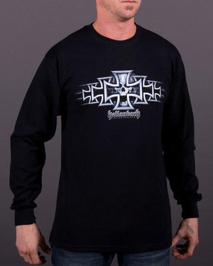 Iron Skull Long Sleeve