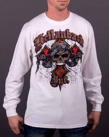 Mens LS T-Shirt - Live To Ride Long Sleeve