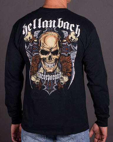 Mens LS T-Shirt - Reaper Long Sleeve
