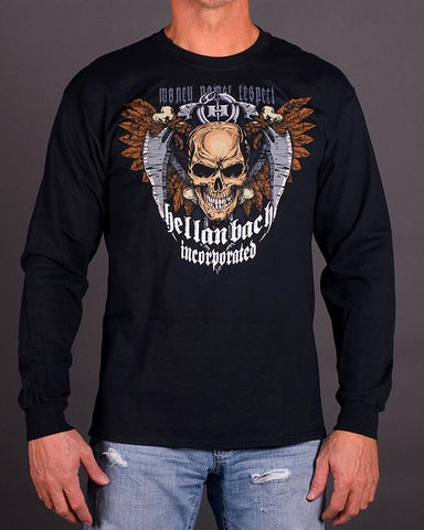 Image of Mens LS T-Shirt - Reaper Long Sleeve