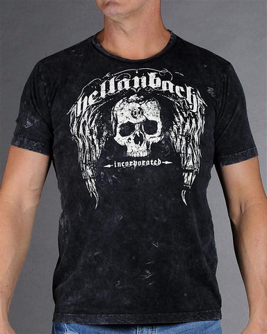 Mens Premium T-Shirt - Guardian Acid Mineral Washed Premium Shirt