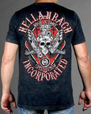 Mens Premium T-Shirt - High Octane Mineral Washed Premium Shirt