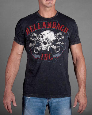 Ride Till You Die Mineral Washed Premium Shirt
