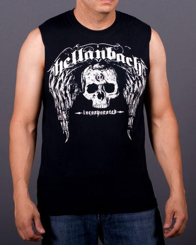 Mens Sleeveless Shirt - Guardian Sleeveless T