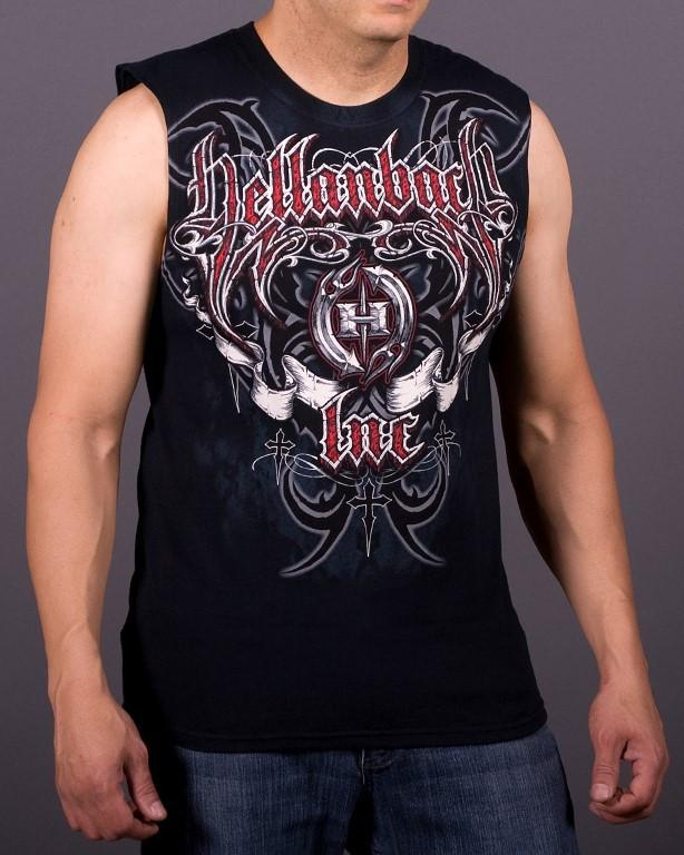 Mens Sleeveless Shirt - Hellraiser Sleeveless T
