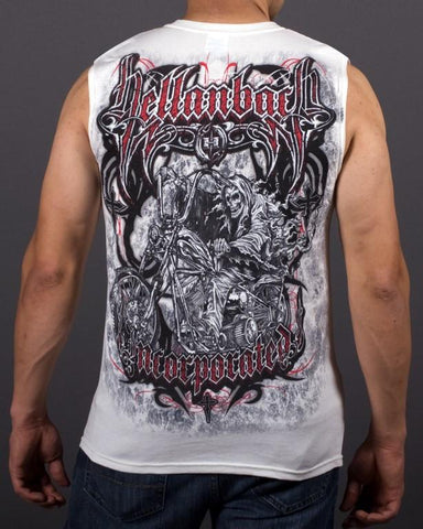 Image of Mens Sleeveless Shirt - Hellraiser Sleeveless T