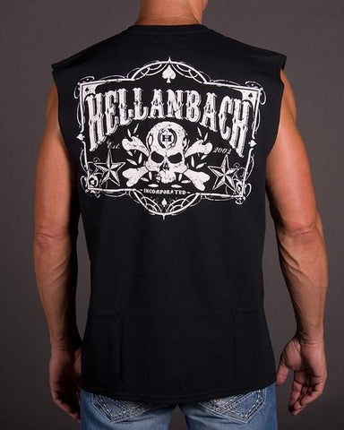 Mens Sleeveless Shirt - Relic Sleeveless T