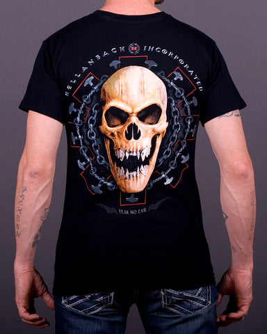 Image of Mens T-Shirt - Fear No Evil T-Shirt