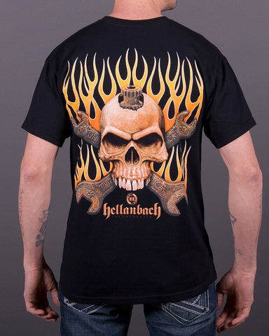 Mens T-Shirt - Gearhead T-Shirt