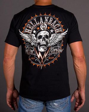 Mens T-Shirt - Hell Bent Glory Bound T-Shirt