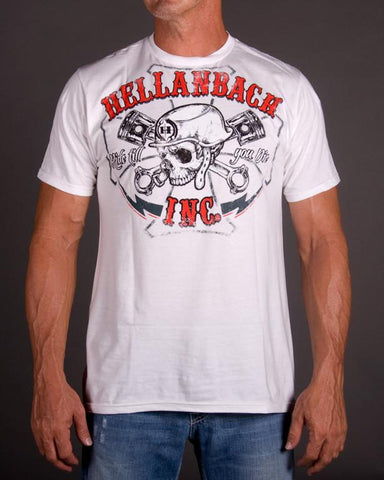 Image of Mens T-Shirt - Ride Till You Die T-Shirt