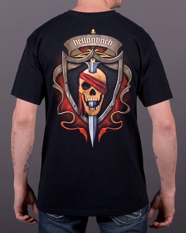 Mens T-Shirt - Sword & Shield T-Shirt