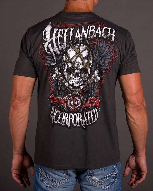 Mens T-Shirt - To Hell & Back T-Shirt