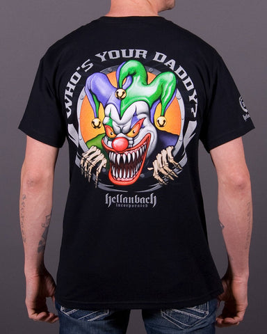 Image of Mens T-Shirt - Who's Your Daddy? T-Shirt
