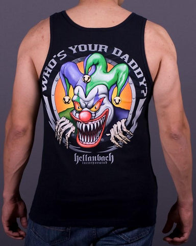 Mens Tank - Who's Your Daddy? Tank Top