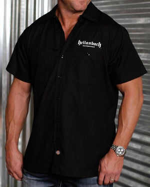 Live to Ride Dickies Work Shirt