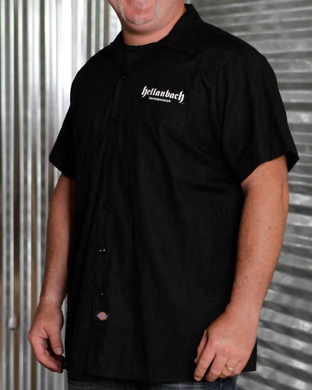 Mens Work Shirt - Who's Your Daddy? Dickies Work Shirt