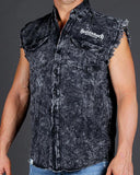 Speed Shop Sleeveless Denim