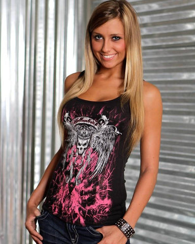 Image of Womens Tank - Queen On Bella Tank Top