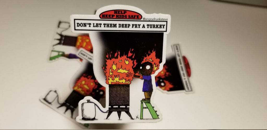 Safety Kid -Turkey Frier