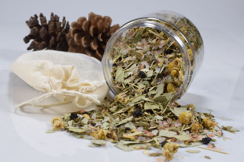 Winter Botanical Bath Tea