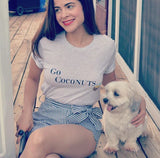 Go CocoNUTS Short sleeve t-shirt