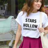 Stars Hollow Connecticut Unisex short sleeve t-shirt