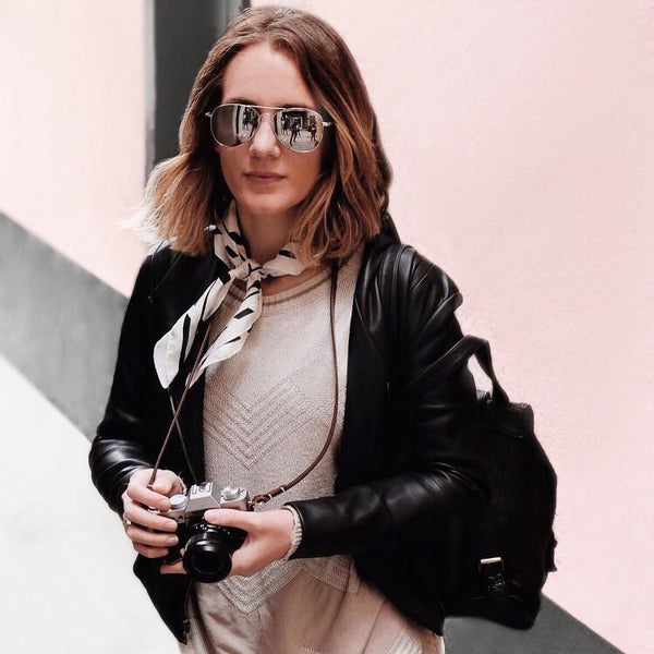 Ethical fashion blogging and minimalism tips from Ellie Hughes of Selflessly Styled