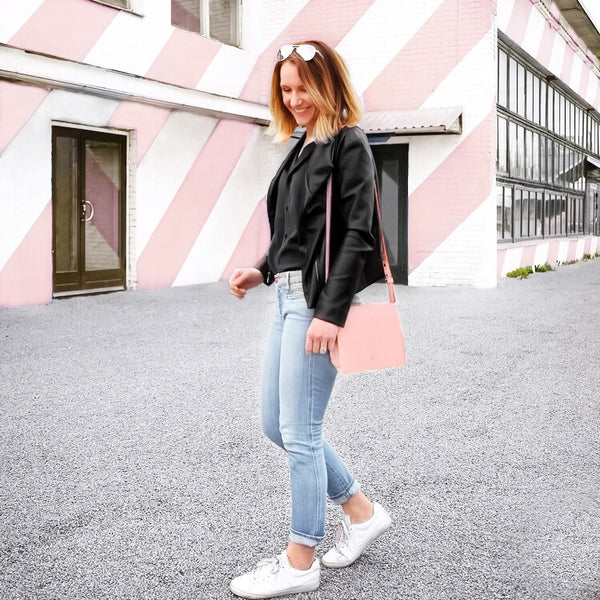 Build an everyday minimalist capsule wardrobe with the Do Anything Jacket