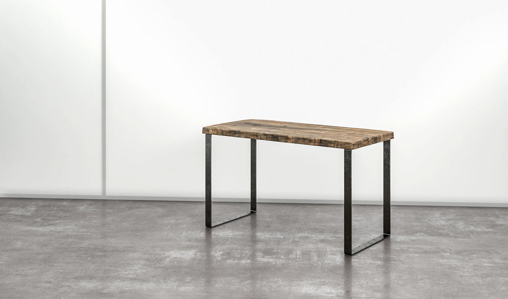 UMBUZÖ SALE!  Reclaimed Wood & Steel Desk