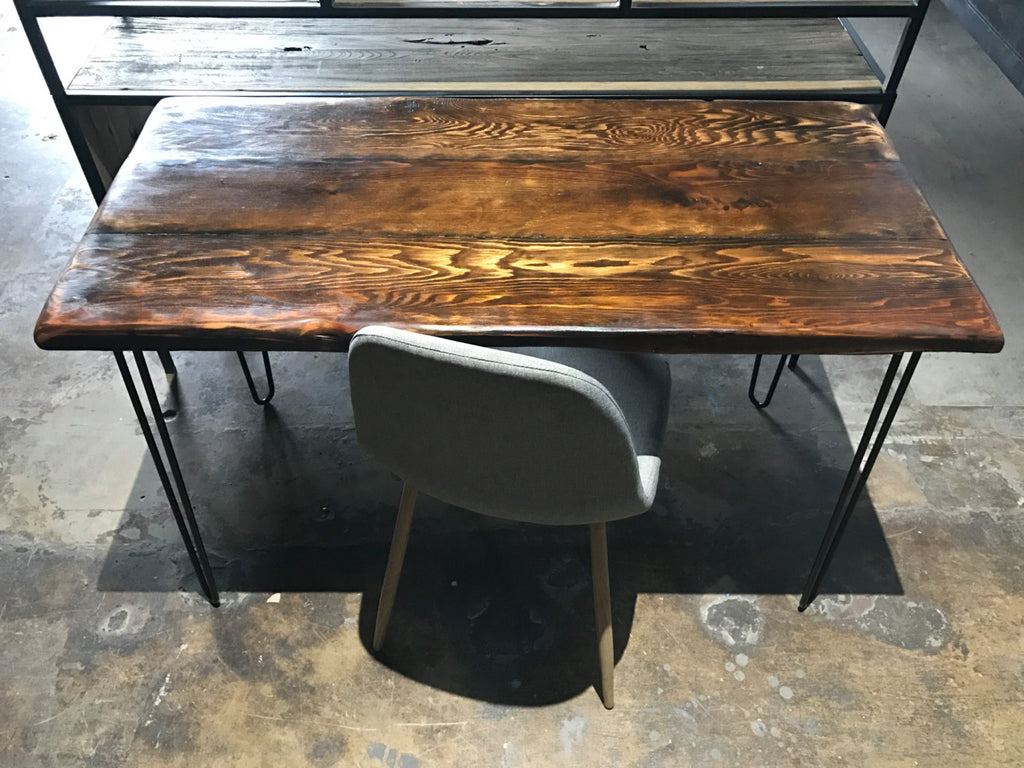 SALE! Free Shipping! Reclaimed Wood Desk