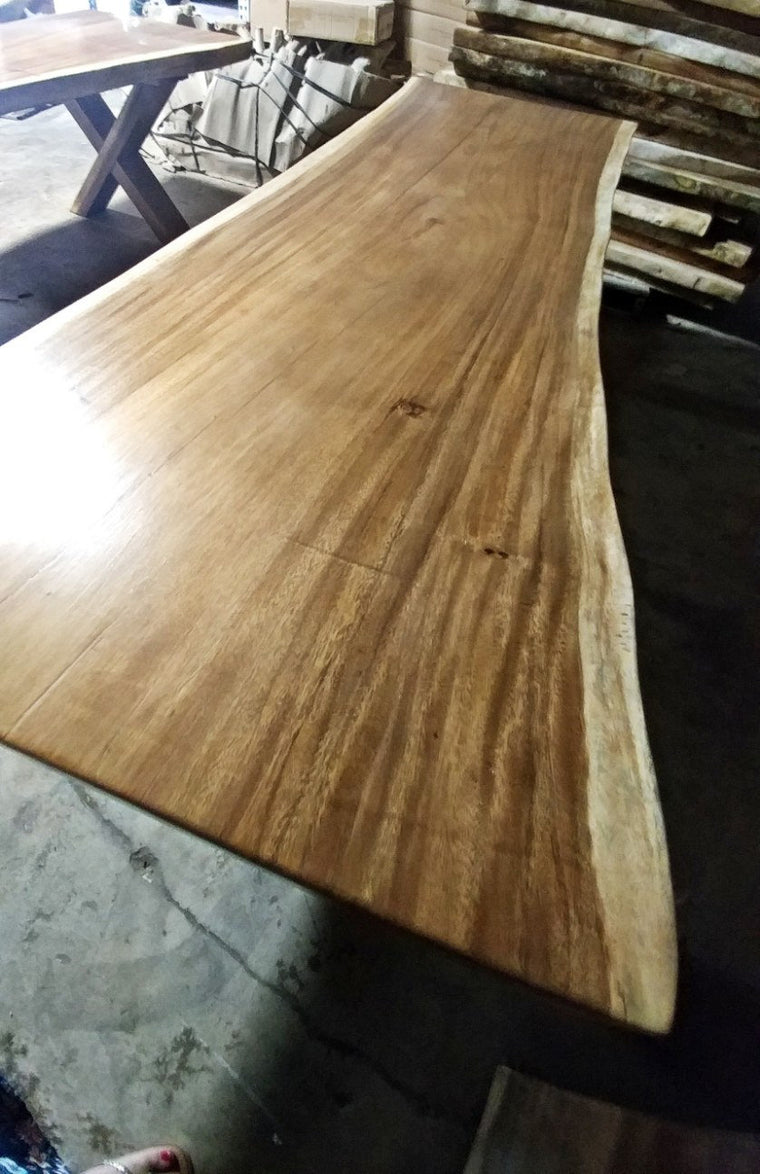 SALE! UMBUZÖ Live Edge Dining Table - 99