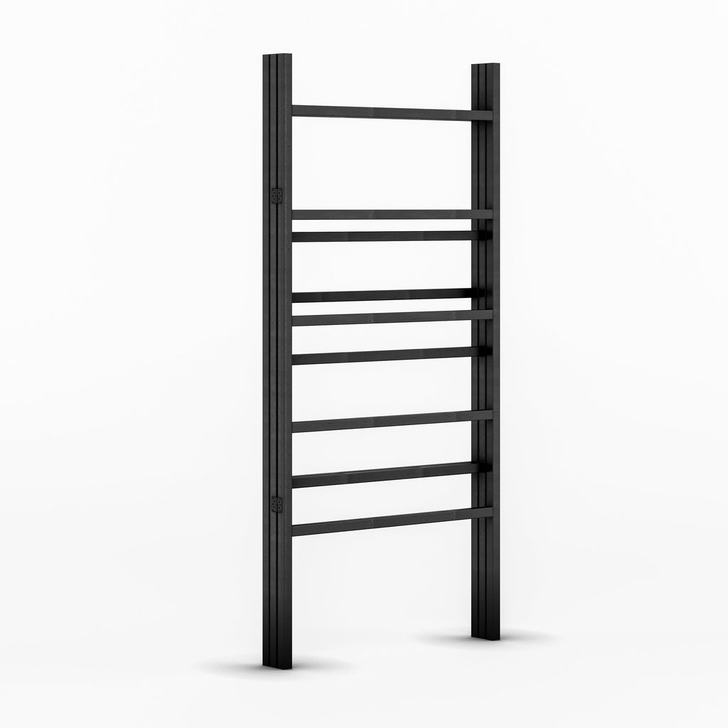 UMBUZÖ Foldable Room Divider - Throw Ladder - Clothing Rack